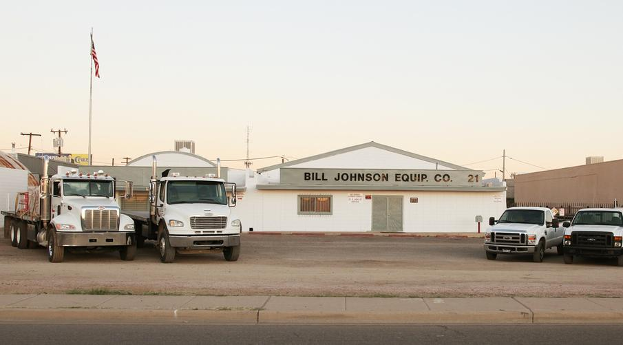 Bill Johnson Equipment Company