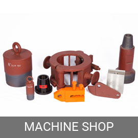 Metal Shop- Bill Johnson Equipment