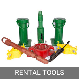 Rental Tools Bill Johnson Equipment