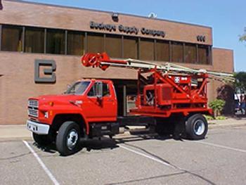 Drill & Pump Rigs Buckeye Drill